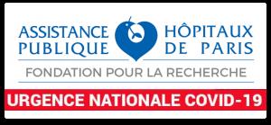 Logo AP-HP urgence COVID